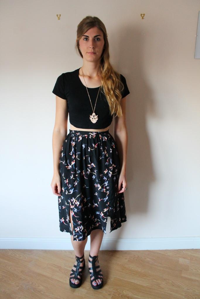 Bird Skirt 2