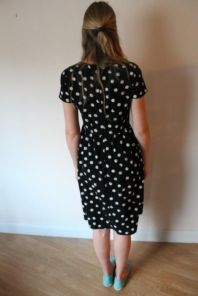 polka dress 1