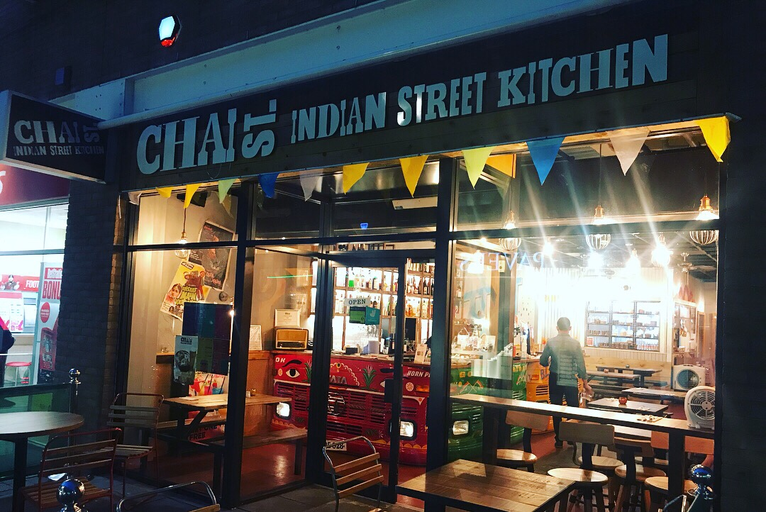 Chai Street Indian Street Kitchen, Cardiff Bay