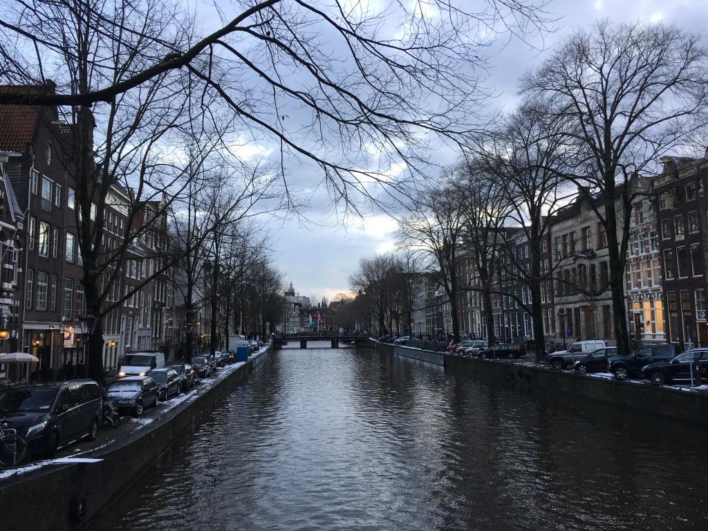 Amsterdam city travel blog