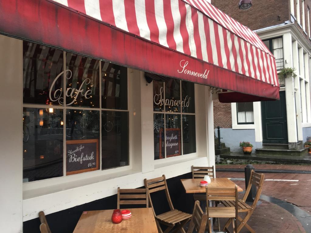 Cafe Sonneveld, Amsterdam