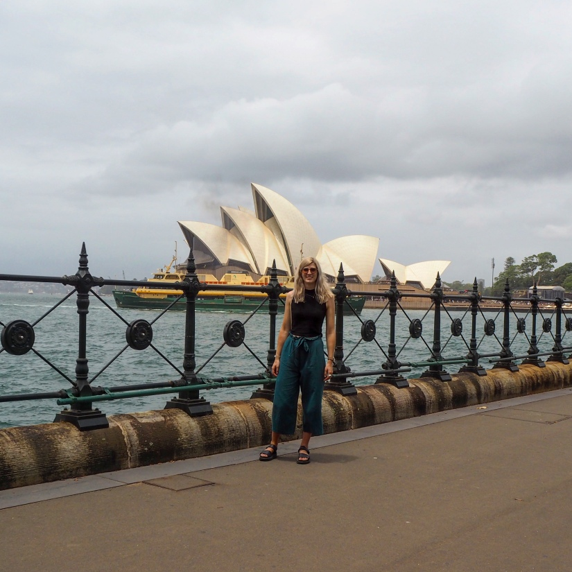 Three days in Sydney - Sydney Opera House walking tour