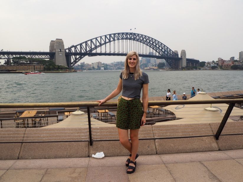 Three days in Sydney - Sydney Harbour Bridge