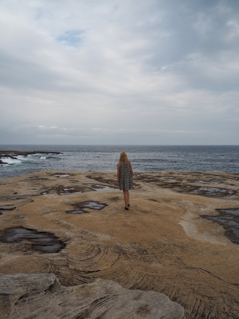 Bondi Beach to Coogee Beach walk